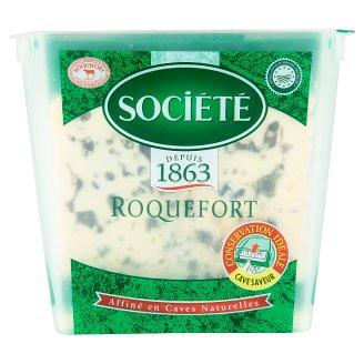 Société Roquefort sýr s modrou plísní 150g