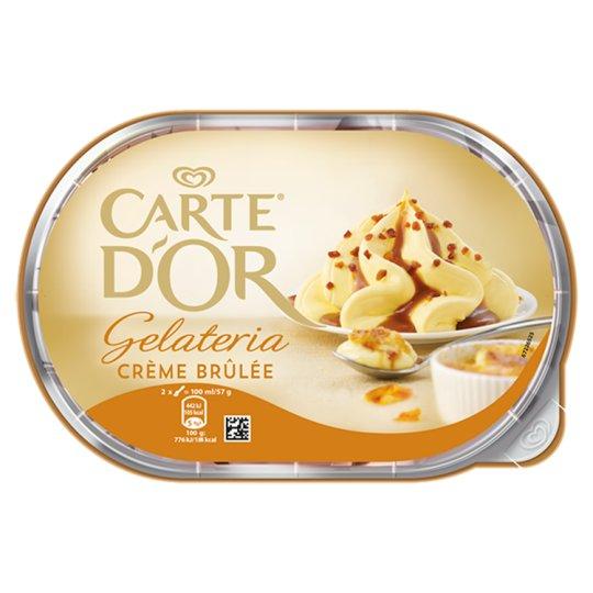 Carte d'Or Crème Brûlée zmrzlina 900ml