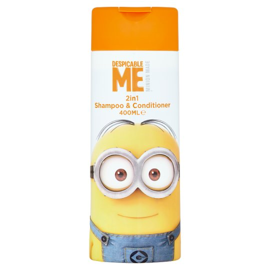 Minions - Shampoo and Conditioner for Kids 2in1 400ml