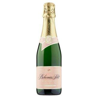 Bohemia Sekt Rose demi sec jakostní šumivé víno růžové 0,375l