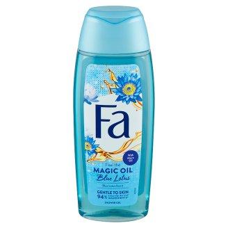 Fa Magic Oil Blue lotus scent sprchový gel 250ml