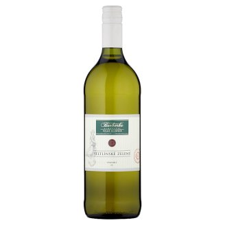 Vinařství Barborka Veltlínské zelené víno bílé suché 1l