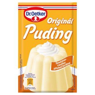 Dr. Oetker Originál Pudding with Creamy Vanilla Flavour 37g