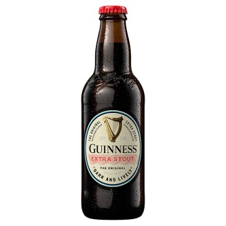 Guinness Extra Stout Beer 33cl