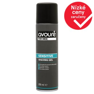 Avouré For Men Sensitive gel na holení 200ml