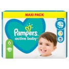 Pampers Diapers Size 6, 44 Nappies, 13-18 kg