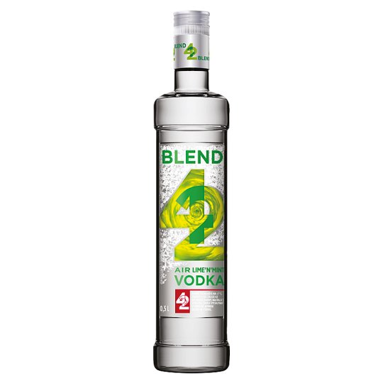Blend 42 Vodka Air Lime'N'Mint 0.5L
