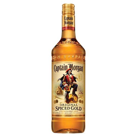 Captain Morgan Original Spiced Gold 0,5l