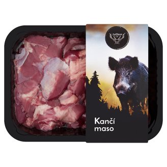 Sela Vita Boar Meat for Goulash 400g
