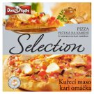 Don Peppe Selection Pizza Chicken Meat & Curry Sauce 460g