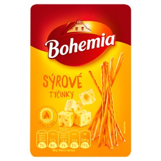 Bohemia Cheese Sticks 85g