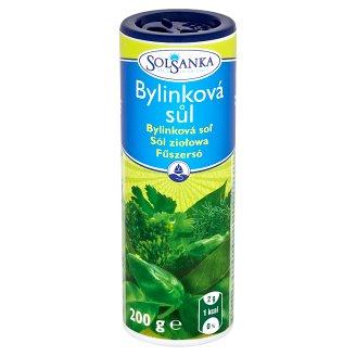 Solsanka Bylinková sůl 200g