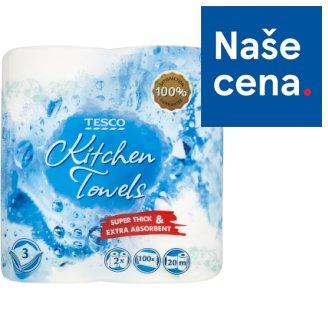 Tesco Kitchen Towels 2 Rolls