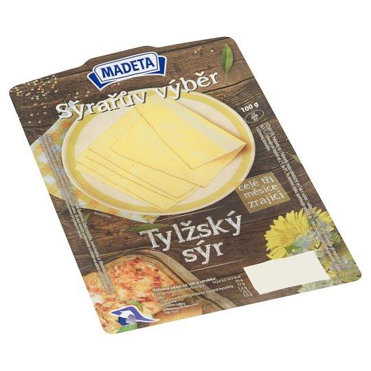 Madeta Tylžský sýr plátky 100g