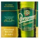 Staropramen Smíchov pivo výčepní světlé 8 x 0,5l
