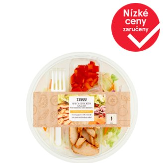 Tesco Spicy Chicken Salad 230g