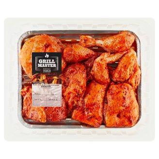 Tesco Grill Gril set kuře porcované barbeque