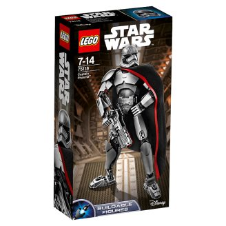 LEGO Star Wars Kapitánka Phasma 75118