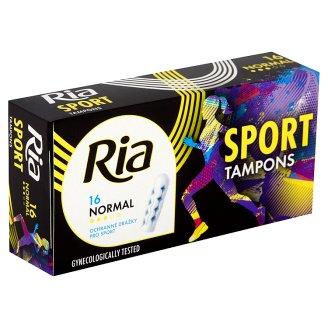 Ria Sport Normal tampony 16 ks