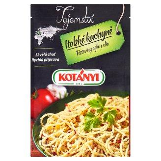 Kotányi Tajemství italské kuchyně Těstoviny aglio e olio 20g