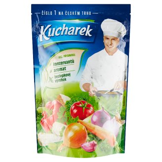 Kucharek Vegetable Seasoning 200g