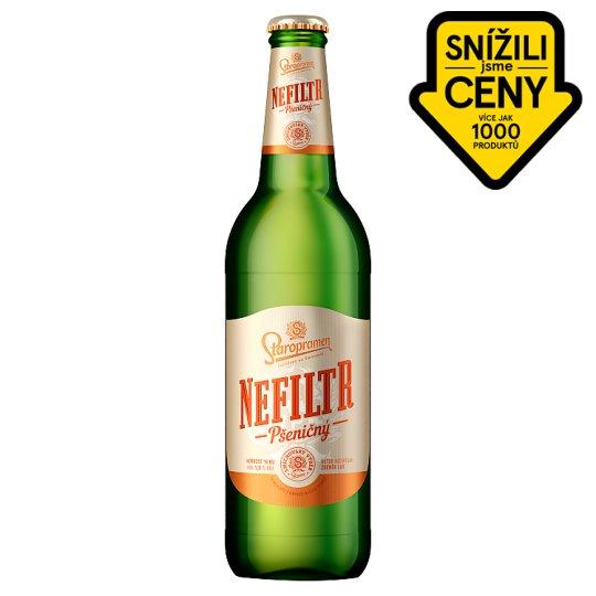 Staropramen Smíchovský výběr Unfilter Wheaten Unfiltered Lager Beer 0.5L