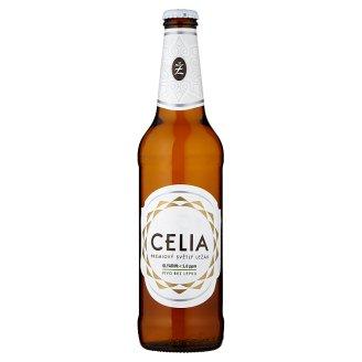 Celia - pivo bez lepku, světlý ležák 500ml