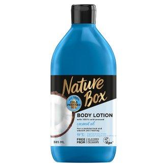 Nature Box tělové mléko Coconut Oil 385ml