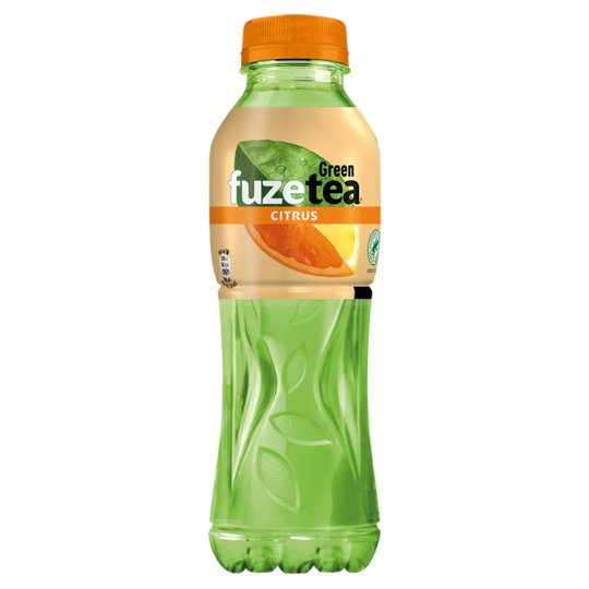 FuzeTea Citrus Stevia zelený ledový čaj 500ml