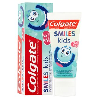 image 2 of Colgate Smiles Kids Toothpaste 50ml