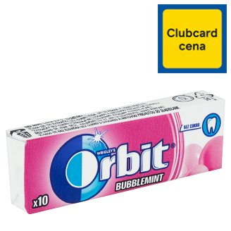 Wrigley's Orbit Bubblemint 10 ks 14g