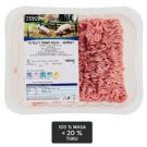 Tesco Pork Mince From Shoulder 20% Fat 500g