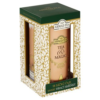Ahmad Tea Tea & Magic Gift Box 36g