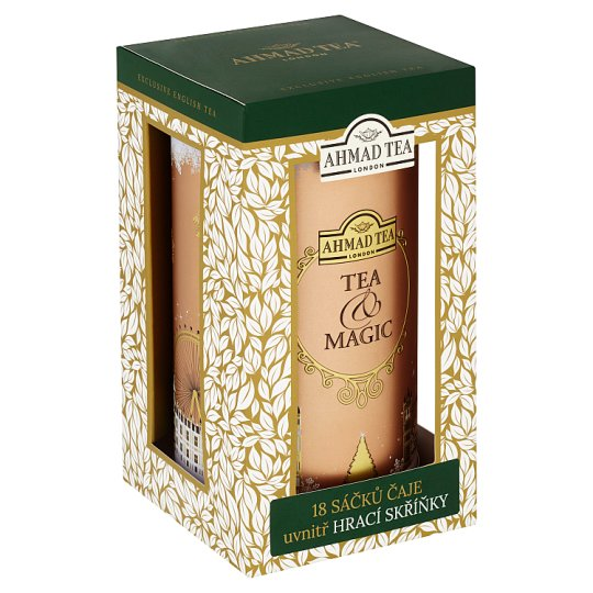 Ahmad Tea Tea & Magic dárková kazeta 36g