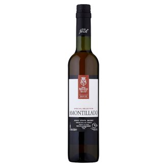 Tesco Finest Jerez-Xérès-Sherry Amontillado 0,5l