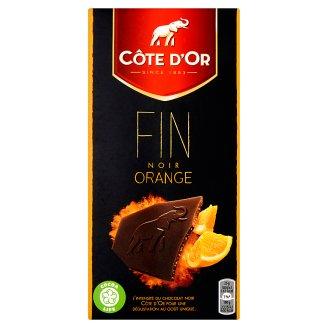 Côte d'Or Hořká čokoláda s pomerančovou příchutí 100g