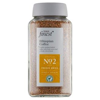 Tesco Finest Instantní káva sušená mrazem 100g