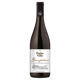 Petite Ville Beaujolais víno červené suché 750ml
