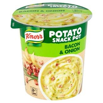 Knorr Snack Bramborová kaše se slaninou a cibulí 51g