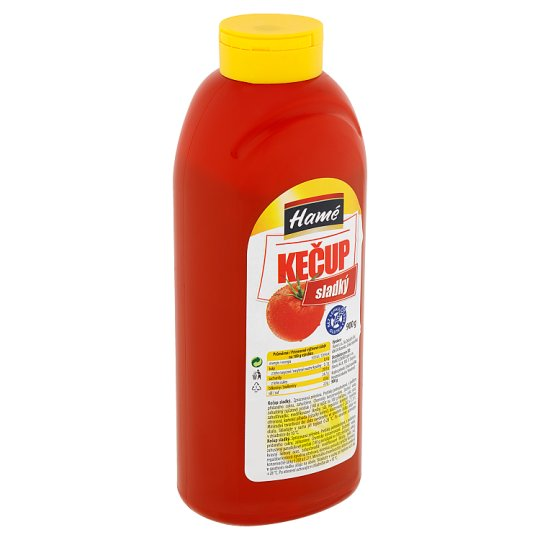 Hamé Sweet Ketchup 900g