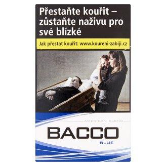 Bacco Blue cigarety s filtrem 20 ks
