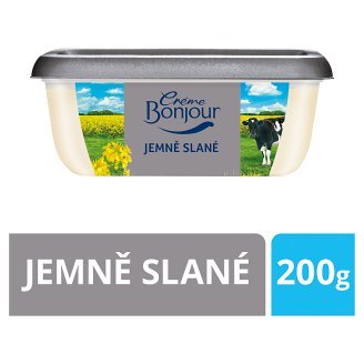 Creme Bonjour Gently Salty 200g
