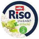 Müller Riso Milk Rice with Pistachio Flavour 200g