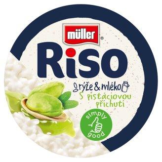 Müller Riso Milk Rice with Pistachio Flavor 200g
