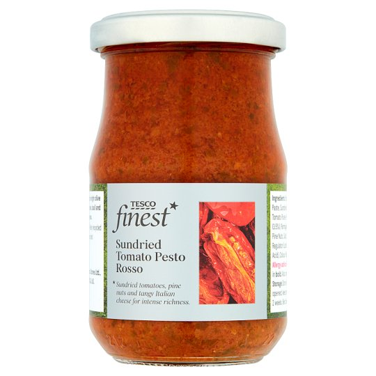 Tesco Finest Red pesto 190g