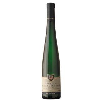 Znovín Znojmo Genus Regis Rulandské šedé ročník 2014 výběr z hroznů bílé polosladké víno 0,5l