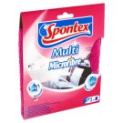 Spontex Very Absorbent Multi-Purpose Microfibre Cloth 1 pcs
