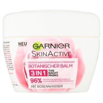 Garnier Skin Active 3v1 zjemňující balzám s růžovou vodou 150ml