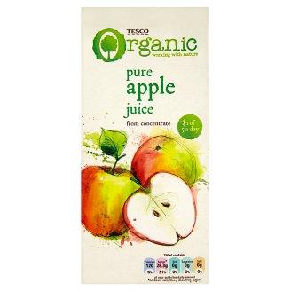 Tesco Organic Jablečná šťáva z koncentrátu 1l