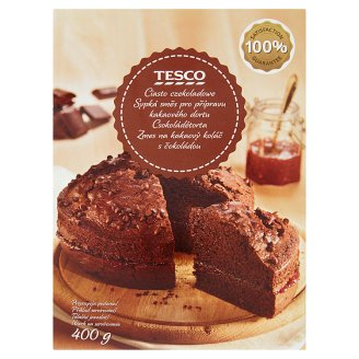 Tesco Mixture for Preparation of Cocoa Cake 400g